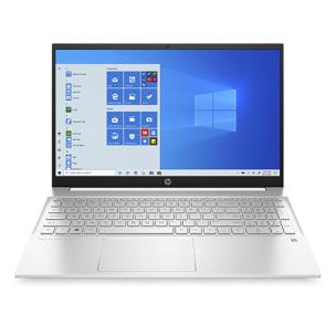 HP Pavillion White Laptop (PV15EG0069NR)