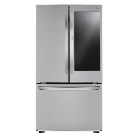 LG 27 cu. ft. 3 Door French Door Refrigerator - LFCS27596S