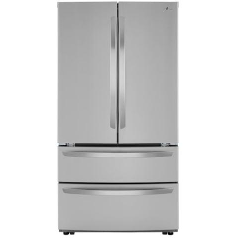 LG 27 cu. ft. French Door Refrigerator - LMWS27626S