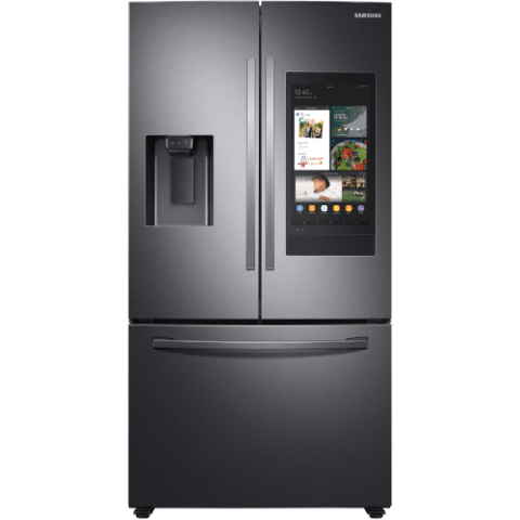 Samsung 26.5 cu. ft. French Door Refrigerator with Family Hub™ - RF27T5501SG