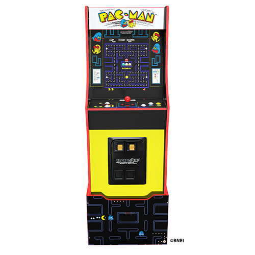 Arcade1Up - Pac-Man Legacy Edition 12-in-1 Stand Up Arcade - 195570000465