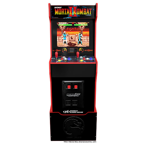 Arcade1Up - Mortal Kombat Legacy Edition 12-in-1 Arcade - 195570000472