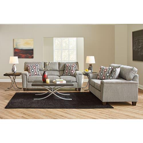 Blair Collection 2PC Sofa & Loveseat