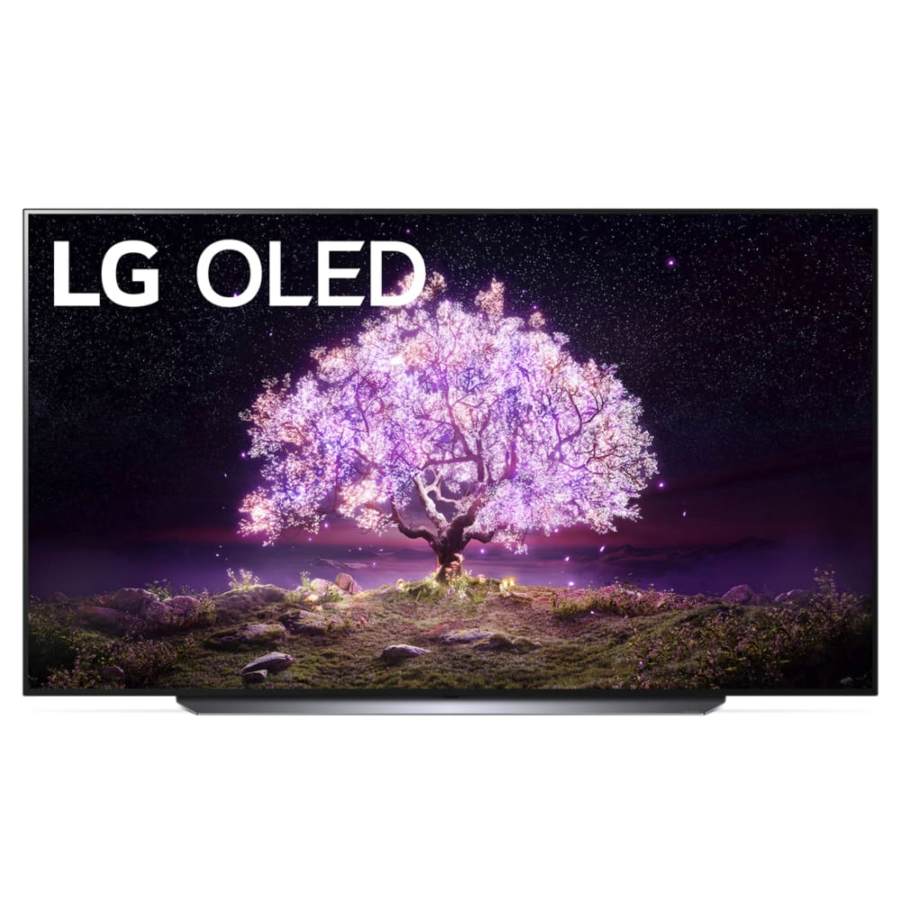 """LG C1 83"""" Class 4K Smart OLED TV w/AI ThinQ® - OLED83C1PUA"""