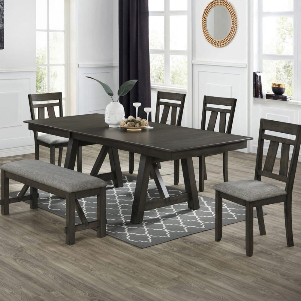 Destin 5PC Dining (Table + 4 Chairs) - DESTINDR