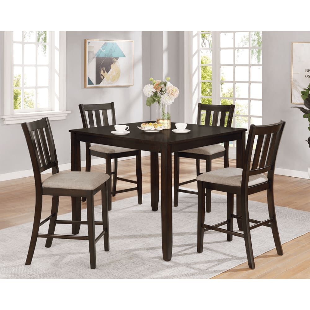 Arland Collection 5pc Dinette Set