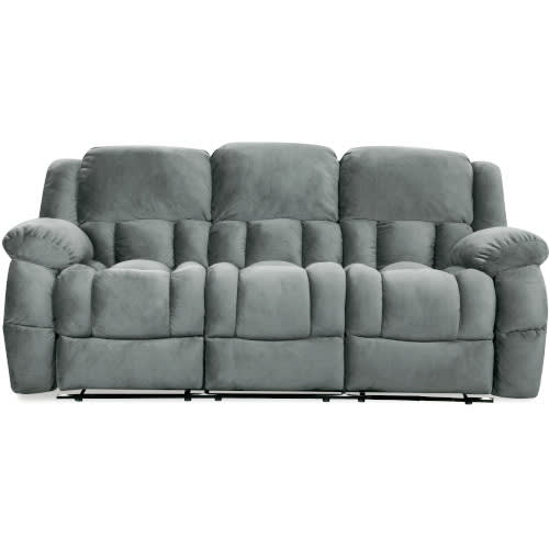 Cloud Charcoal Rocker Sofa