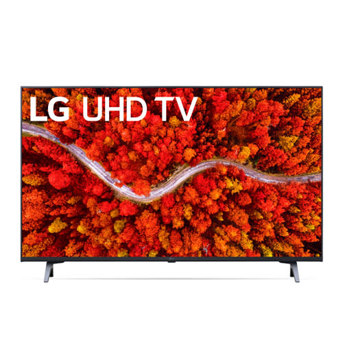 "LG UHD 80 Series 43"" Class 4K Smart UHD TV with AI ThinQ® - 43UP8000PUA"