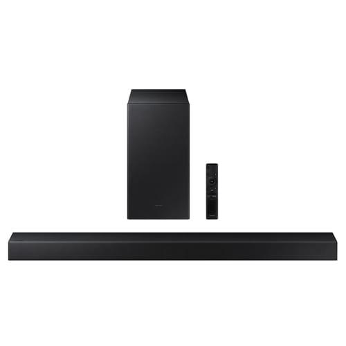 Samsung HW-A450/ZA 2.1ch Soundbar w/Dolby Audio 2021 - HWA450ZA