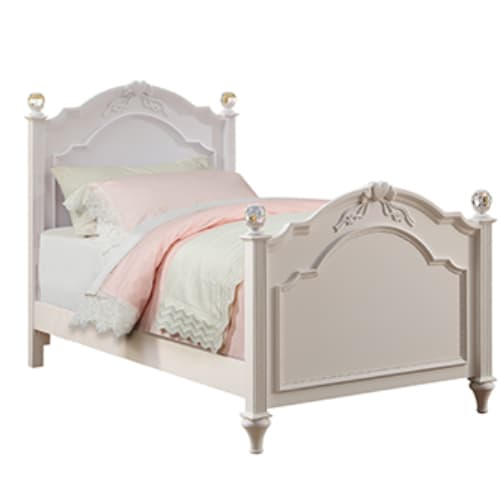 Princess Youth Bedroom Collection - Twin Bed