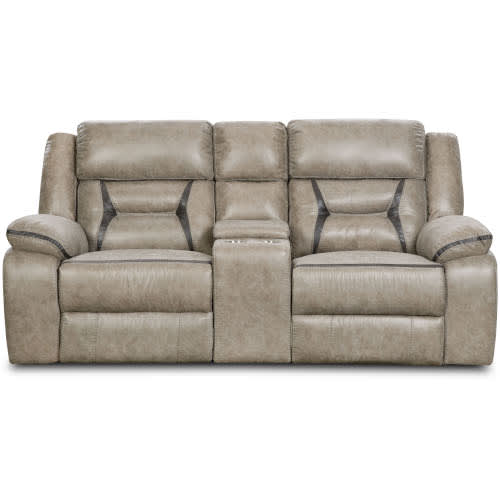 Maxwell Collection Reclining Loveseat