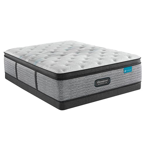 BR Harmony Lux Plush Pillow Top King Mattress - 7008109091060