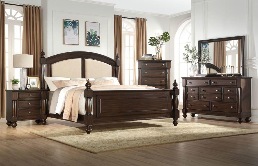 Berkley King 3PC Bedroom Set