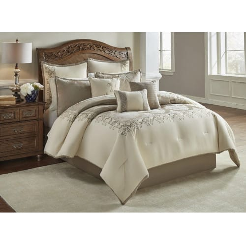 Calloway 10 Piece Comforter Set - King (80291)