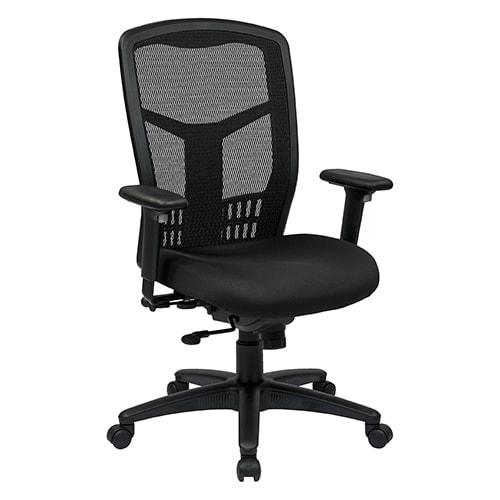 Dante Mesh High Back Chair BLK - 9066230