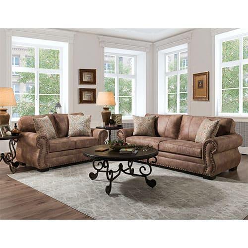 Morgan Collection - Sofa & Loveseat