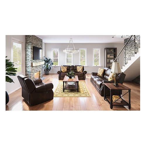 Bronson Sofa & Loveseat Collection