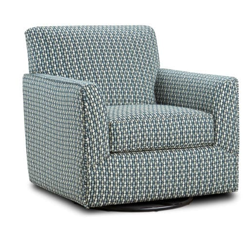 Addison - Swivel accent chair