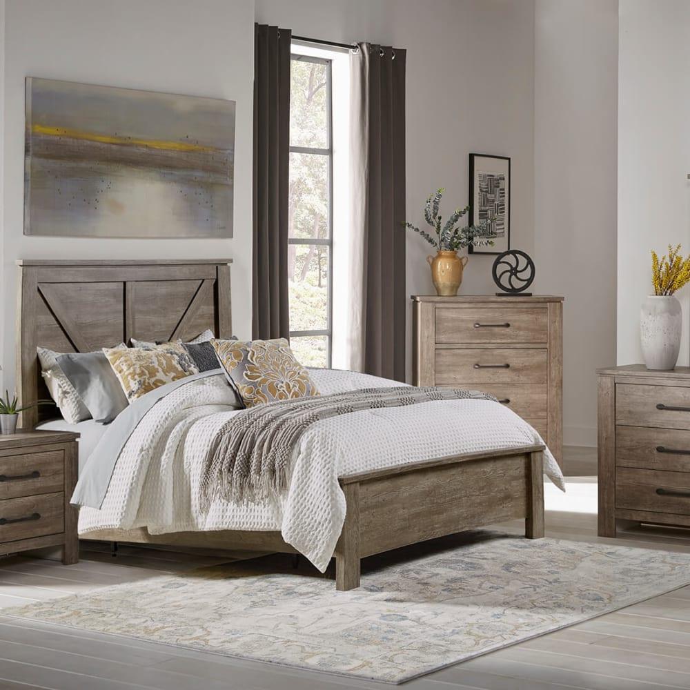 Adorna Collection 3 pc Queen Bedroom Set