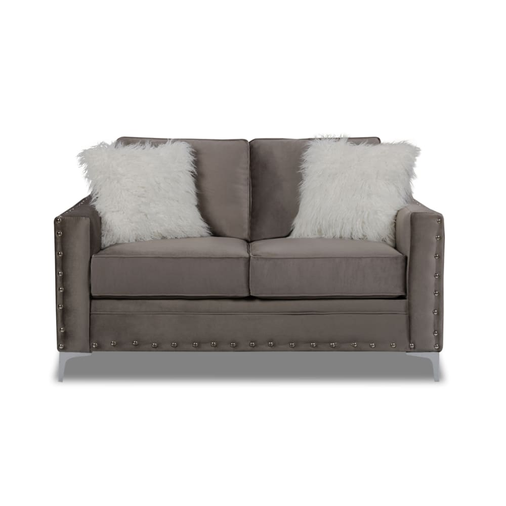 Adrian Grey Collection Loveseat