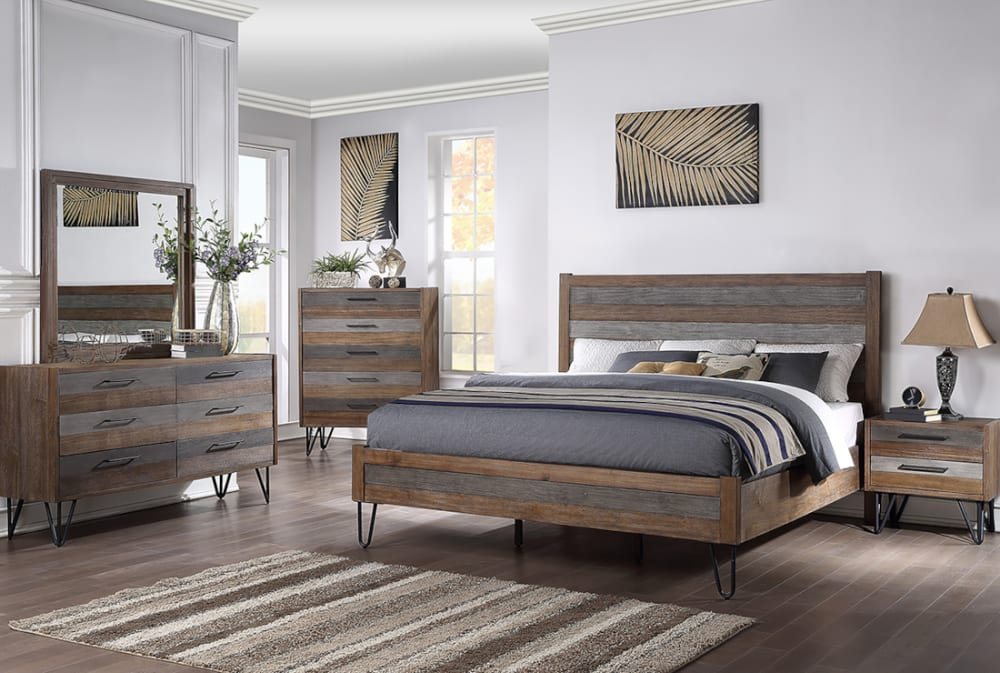 Grove Place King 3PC Bedroom Set