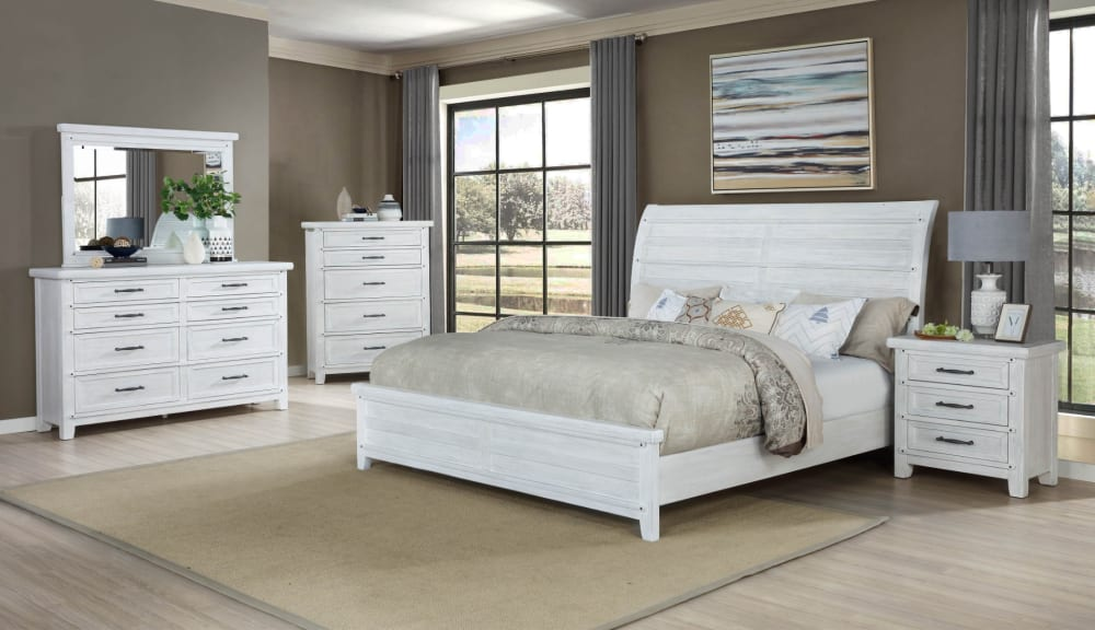 Lakeland Collection 3pc Queen Bedroom Set
