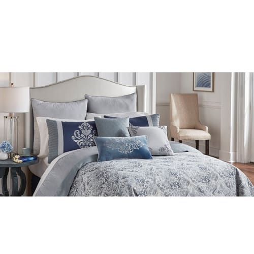 Charlene 10 Piece Comforter Set - King (80700)