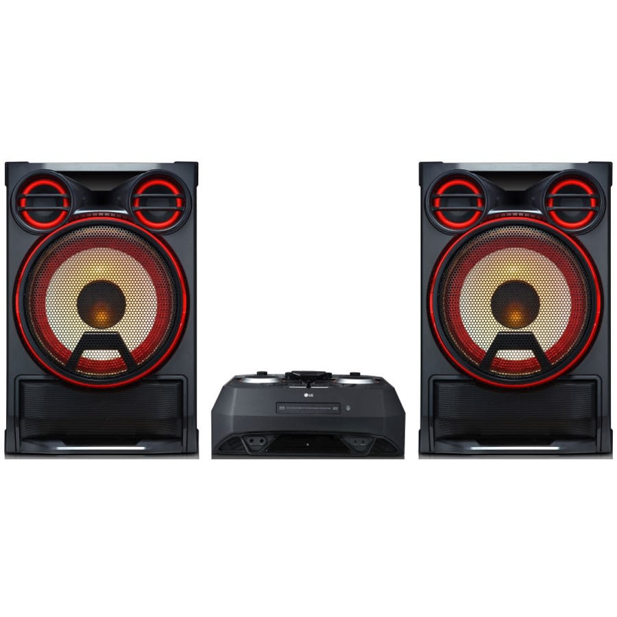 LG 5000W LOUDR Hi-Fi Entertainment System with Karaoke Creator - CK99