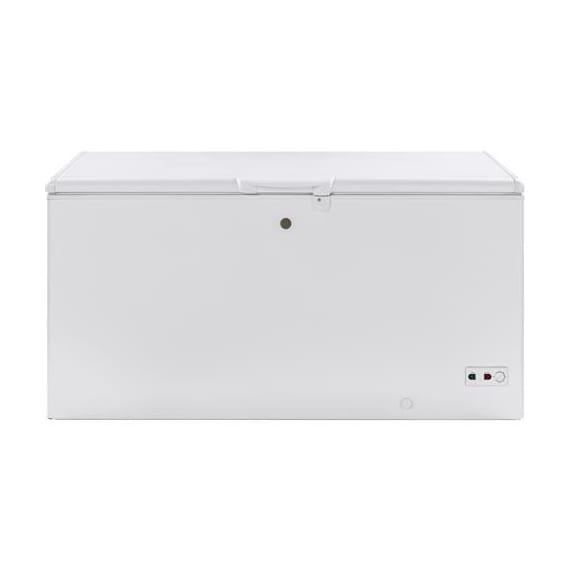 GE® 15.7 Cu. Ft. Manual Defrost Chest Freezer - FCM16SLWW