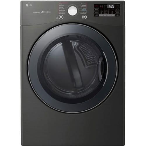 LG 7.4 Cu. Ft. Smart Wi-Fi Enabled Gas Dryer with TurboSteam™ - DLGX3901B