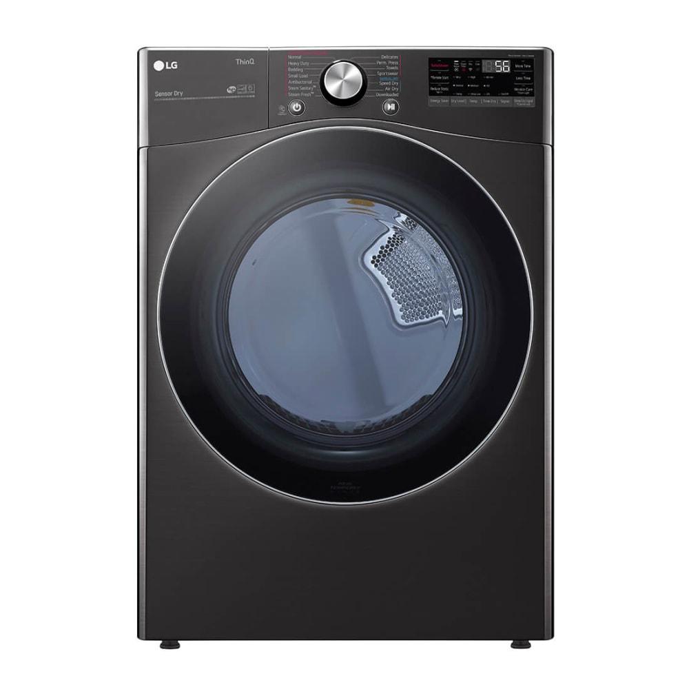 LG 7.4 cu. ft. Front Load Electric Dryer