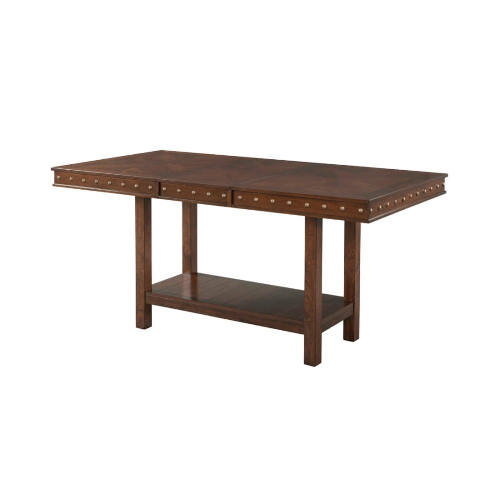 Lyngrove Dark Cherry Counter Height Table