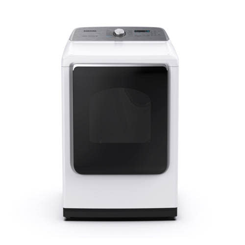 Samsung 7.4 Cu. Ft. Electric TL Dryer with Steam Sanitize+ - DVE54R7200W