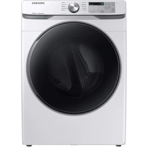 Samsung 7.5 Cu. Ft. Gas Dryer w/ Steam Sanitize+ - DVG45R6100W