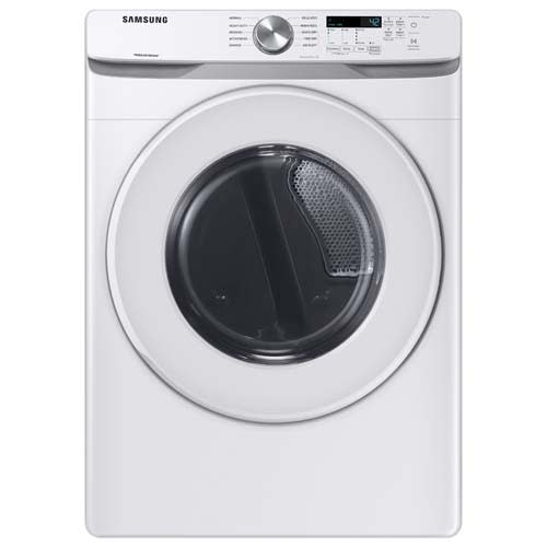 Samsung 7.5 cu. ft. Front Load Gas Dryer with Sensor Dry - DVG45T6000W