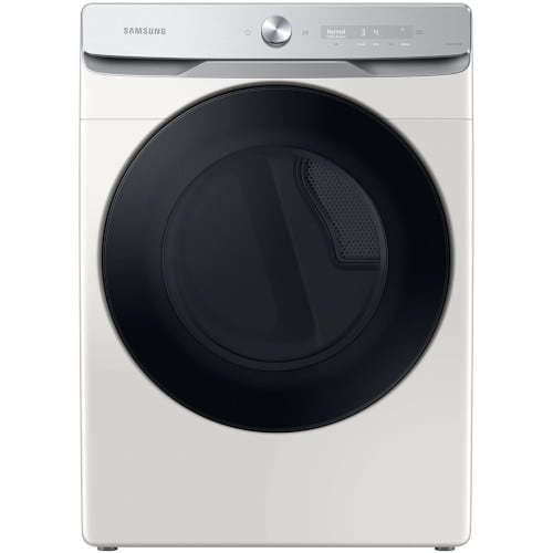 Samsung  7.5 cu. ft. Smart Dial Electric Dryer with Super Speed Dry - DVE50A8600E