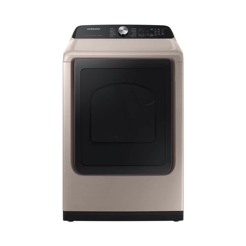Samsung 7.4 cu. ft. Smart Electric Dryer with Steam Sanitize - DVE52A5500C