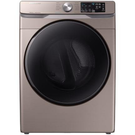 Samsung 7.5 Cu. Ft. Electric Dryer w/ Steam Sanitize+ - DVE45R6100C