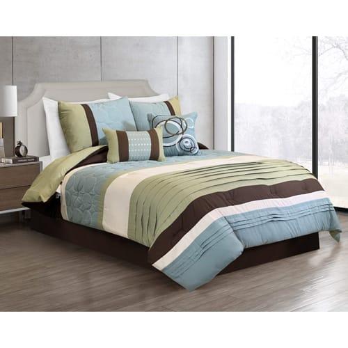 Fielding 6 Piece Comforter Set - Queen (80284)