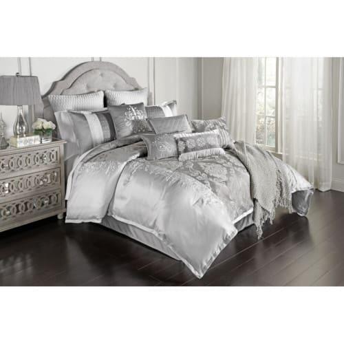 Finnian 12 Piece Comforter Set - King (80289)