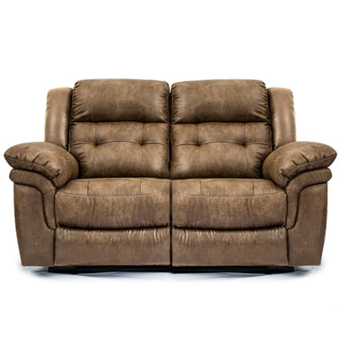 Fresno Living Room Collection - Duel Reclining Loveseat