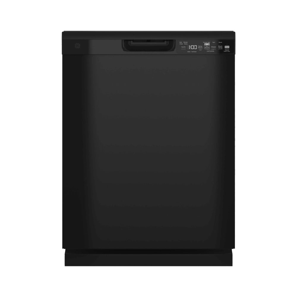 GE Front Control Built-In Dishwasher - GDF550PGRBB