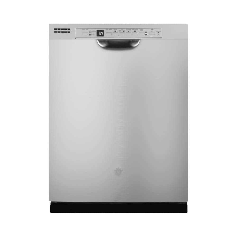 GE® Dishwasher with Front Controls -GDF630PSMSS