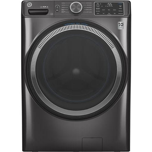 GE® 4.8 cu. ft. Front Load Washer with UltraFresh Vent System GFW550SPNDG