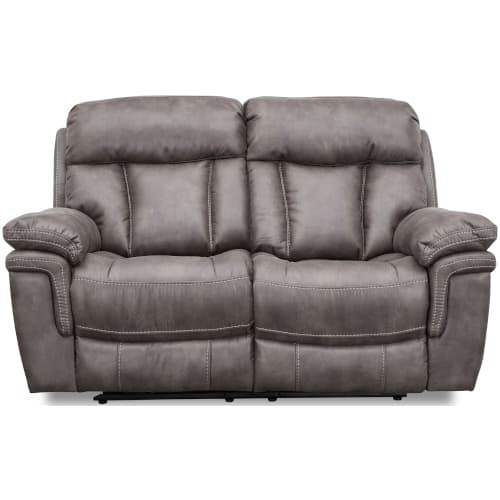 Grayson Collection - Reclining Loveseat