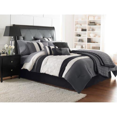 Hanford 6 Piece Comforter Set - Queen (80282)