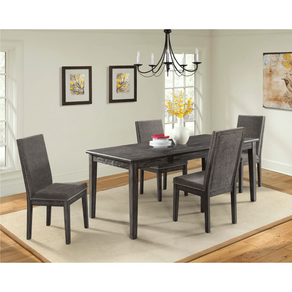 Jayden Collection 5pc Dining Set