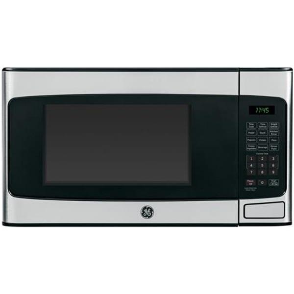 GE® 1.1 Cu. Ft. Capacity Countertop Microwave Oven (JES1145SHSS)