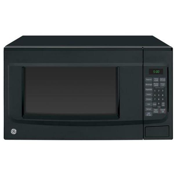 GE® 1.4 Cu. Ft. Countertop Microwave Oven (JES1460DSBB)