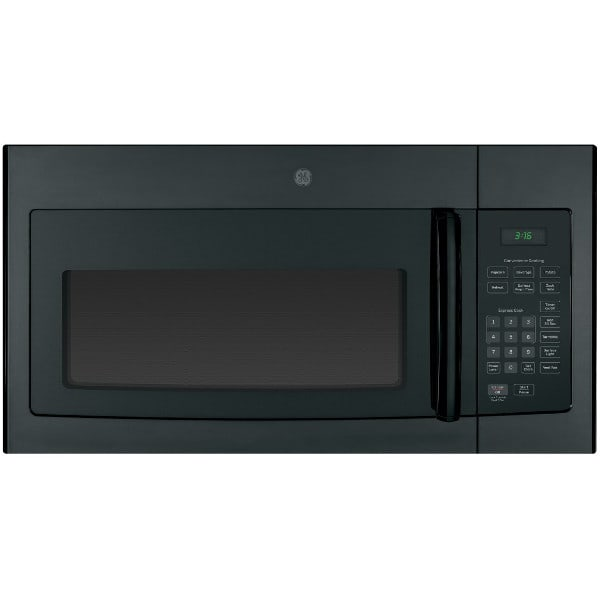 GE® 1.6 Cu. Ft. Over-The-Range Microwave Oven (JVM3160DFBB)